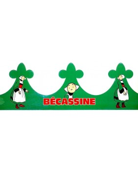Becassine crown