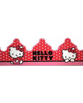 Hi Hello Kitty crown