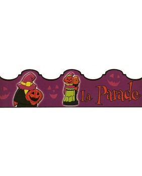 Couronne LA PARADE D'HALLOWEEN