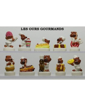 The gourmand bears