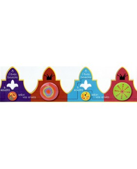The buttons crown