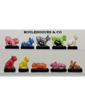 Bouledogues and co