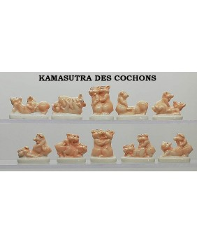 The pig's kama-sutra - box of 100