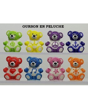 Teddy bear - box of 100