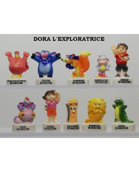 Dora the explorer - box of 100