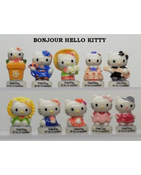 Hi Hello kitty - box of 100