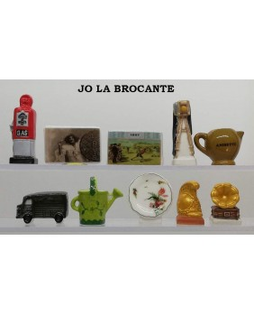 Jo the bric-a-brac - box of 100