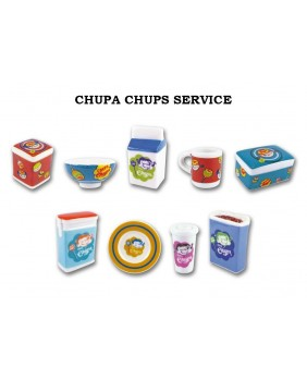 Chupa chups set - box of 100