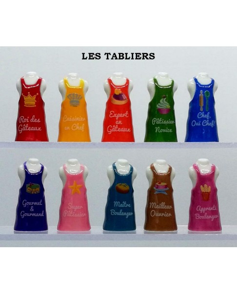 The aprons
