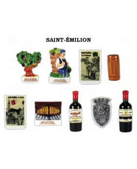 SAINT EMILION - box of 100