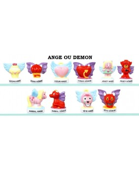 Angel or devil - box of 100